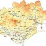 Χάρτης Δράμας