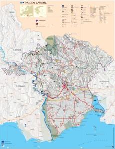 Χάρτης Ξάνθης